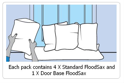 FloodSax Door pack